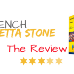 Rosetta Stone French review.