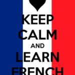 How to learn French on your own.