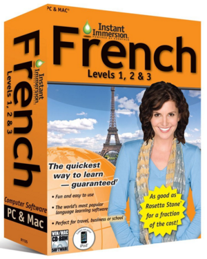 Instant Immersion French review  - Reviews of TOP French Courses